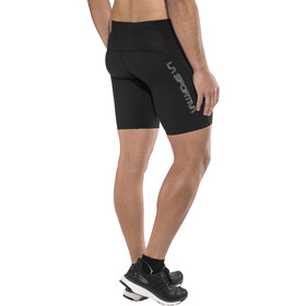 La Sportiva Freedom Tights Shorts Herr black/grey